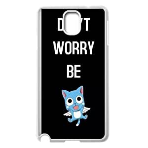 Fairy Tail Samsung Galaxy Note 3 Cell Phone Case White 05Go-241005