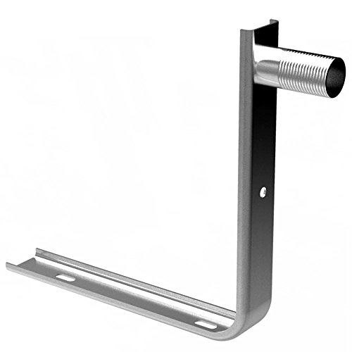 Majestic Global USA Majestic Mast Mount Bracket F/ufo X Construction = Stainless Steel ; Mounting Style = by Majestic Global USA