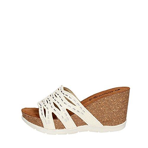 Zapatos blancos formales Inblu para mujer foxR3CEP