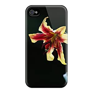 Hard Plastic Iphone 6plus Cases Back Covers,hot Nature Lilies Cases At Perfect Customized