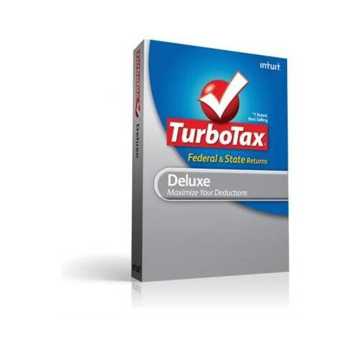 Intuit TurboTax 2011 Deluxe - Complete Product - 1 User