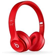 Auriculares de diadema alámbricos Beats Solo2  –  color rojo