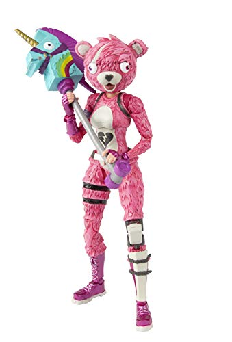 McFarlane Toys Fortnite Cuddle Team Leader Premium Action Figure