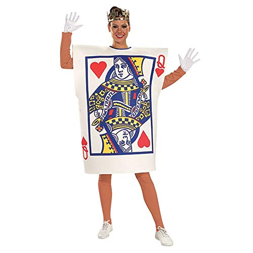 Rubie's Queen Of Hearts, Multicolored, One Size Costume -