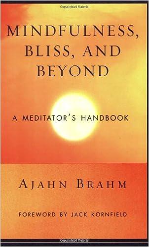 ajahn brahm mindfulness bliss and beyond