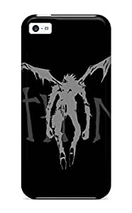 Ultra Slim Fit Hard JessicaBMcrae Case Cover Specially Made For Iphone 5c- Death Note Android Kimberly Kurzendoerfer