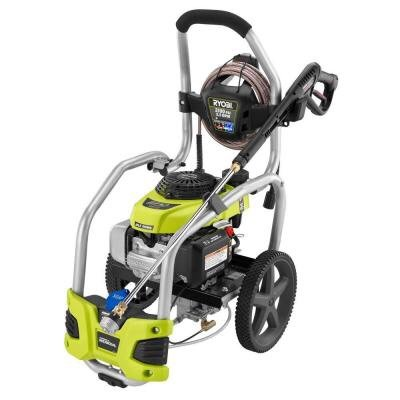 RYOBI 3,100 PSI 2.5 GPM Honda Gas Pressure Washer with Idle Down