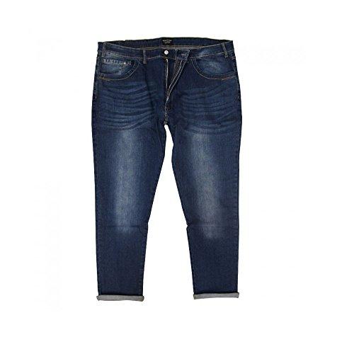 Jeans Taglie Forti Denim Pantalone Emanuel Uomo 4865 Spleen 4215 Stretch RBqdZ