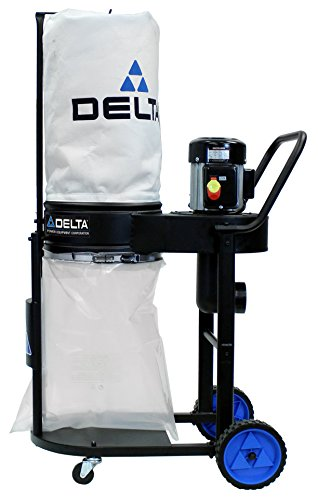 Purchase Delta Power Equipment 50-723T2 1 hp Dust Collector, Black