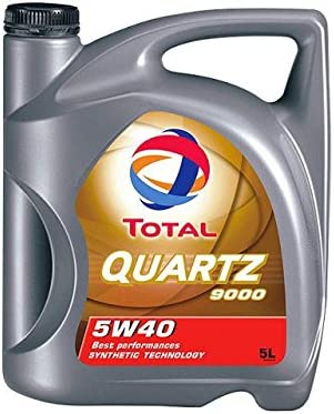 Total TO95405 Quartz 9000 5W40 5L