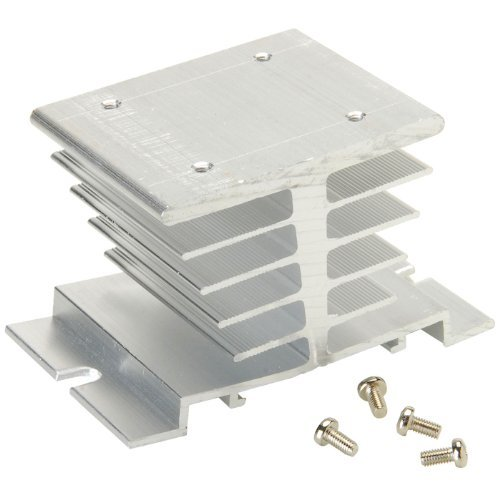 Parts Express LED Heatsink 20-50W High Power LEDs