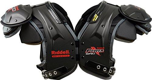 shoulder pads football riddell - 4