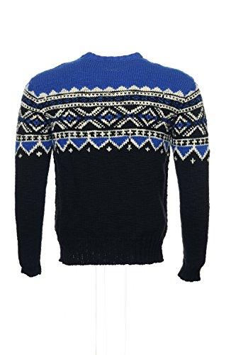 Polo Ralph Lauren Men's Nordic-Print Sweater Small Blue/Black/White by RALPH LAUREN (Image #3)