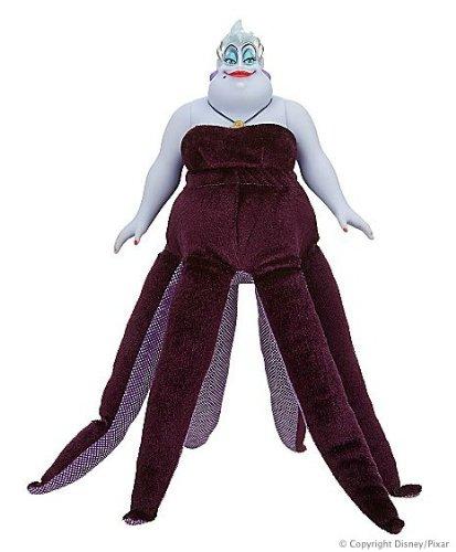 Mode-, Spielpuppen & Zubehör DISNEY MEERHEXE URSULA Arielle die Meerjungfrau Ariel Puppe Figur Doll NEU