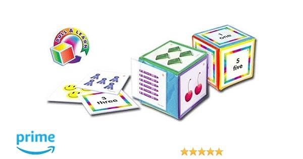 Amazon.com: Carson Dellosa Beginning Math Roll & Learn Pocket ...