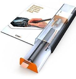 JaJa Pressure Sensitive Stylus - Retail Packaging - Gray