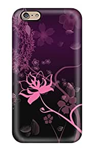 Awesome OvAMaOD6653BiULq Tasha P Todd Defender Tpu Hard Case Cover For Iphone 6- Bleach