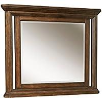 Broyhill Estes Park Dresser Mirror, Brown