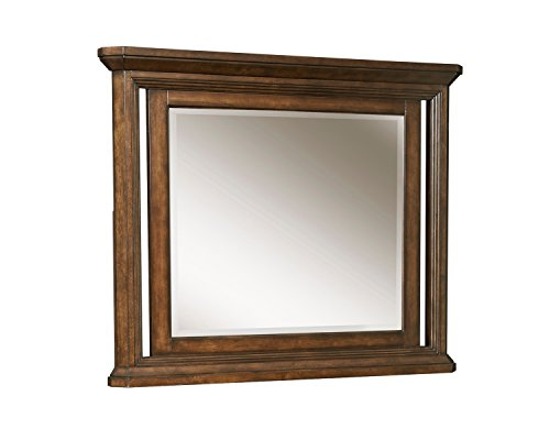 Broyhill Estes Park Dresser Mirror, (Heritage Collection Bedroom Chest)