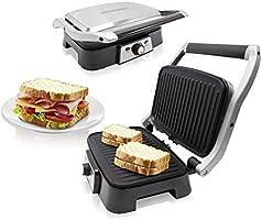 Grill, Maker | mesa grill Panini, Sandwich Tostadora Recubrimiento ...