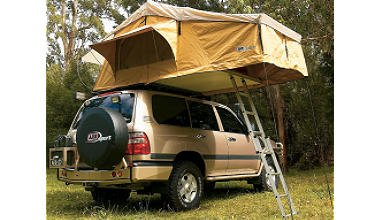 ARB3101 ARB Simpson III Brown Rooftop Tent