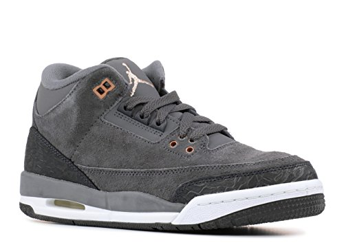 Jordan Air 3 Retro GG Lifestyle Casual Sneakers - 7 by Jordan