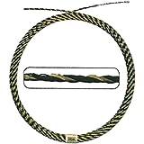 通線・入線専用ワイヤー 撚線数 3 本 全長 50 m ロッド径 6.3 mm 最大荷重 350 kg シムコ