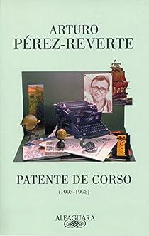 Patente de corso par Pérez-Reverte
