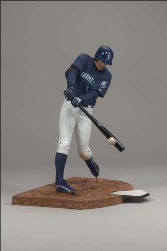 6a287e7754 Image Unavailable. Image not available for. Color: McFarlane MLB Series  22:Ichiro Suzuki 3 - Seattle Mariners