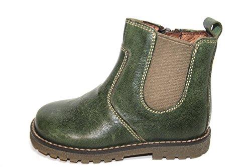Cherie enfant bébé fille sandales 0537 (vert clair (eU 20), sans emballage)