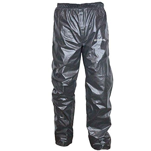 COMPASS 360 Ultra-Pack Waterproof Rain Pant (Large) Black