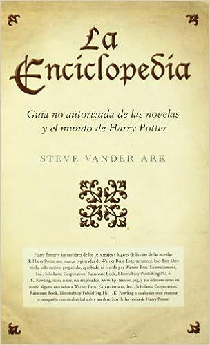Resultado de imagen para la enciclopedia harry potter
