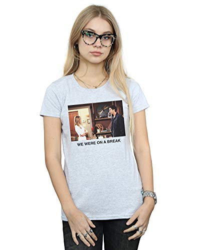Femme Friends T We Break Photo shirt Sport A On Were Gris Cult Absolute HOqW5ZwES