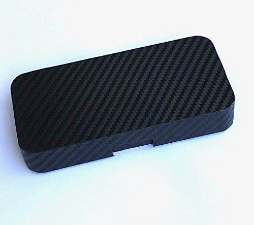JUUL travel case Black Carbon Fiber Wrapped by Jwraps by Jwraps (Image #3)