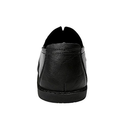 Para Ocasionales r Zapatos Yr Clásicos Comerciales Los De De Zapatos Hombres Los Oficiales Cuero Regalos Negro De Los Hombres 7qwqCE