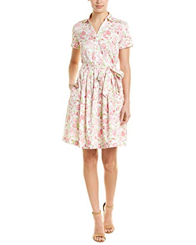 Brooks Brothers Model - Brooks Brothers Womens A-Line Dress, 6, Pink