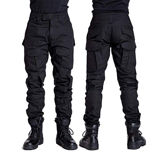 PinShang Training Trousers Men Camouflage Combat Wear-Resistant for sale  Delivered anywhere in Canada