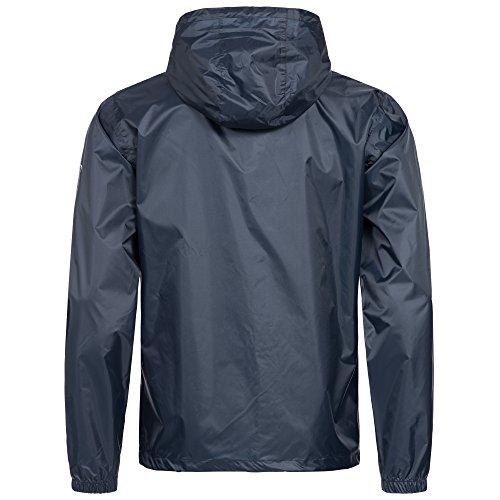 Casual Da Giacca Outdoor Blu Scuro Uomo Wildstrubel Höhenhorn Pioggia Hooded Rain E4Sx50qw