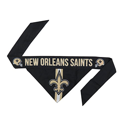 New Nfl Gear - NFL New Orleans Saints Pet Bandanna, Small