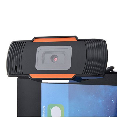 Web Camera 720P PC Camera USB HD Webcam Video Record with Microphone for Laptop Skype MSN by YoLuke (Image #7)