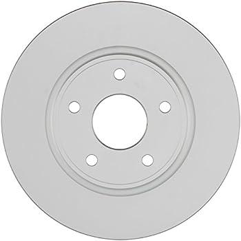 Bosch 16011528 QuietCast Premium Disc Brake Rotor Rear