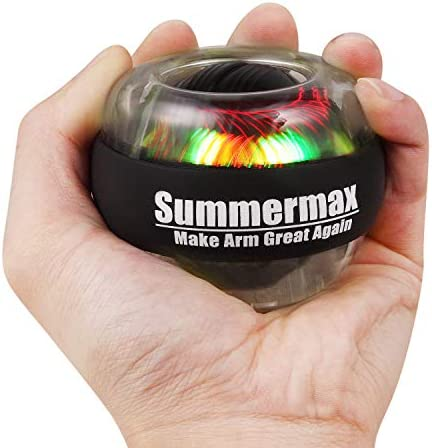 Summermax Essential Powerball Strengthener Gyroscopic product image