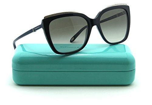 1b13fffd967 Amazon.com  Tiffany   Co. TF 4135B Women Square Sunglasses Grey ...