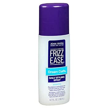 John Frieda Frizz-Ease Dream Curls Daily Styling Spray 6.70 oz Pack of 4