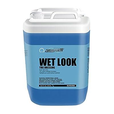 WET LOOK VOC Tire Dressing [NA-WET640], 5 Gallons: Automotive