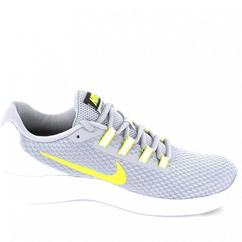 Grey Wmns Wolf Femme pure white Lunarconverge Trail Nike Platinum volt De Chaussures F4UxOO0