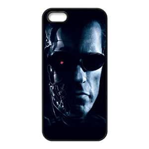 iPhone 5 5s Cell Phone Case Black Terminator TR2471292