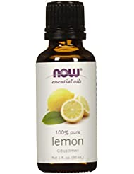 Now Foods Essential Oils Lemon, 1 fl oz 30 ml