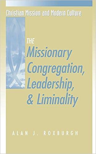 Amazon.com: Missionary Congregation, Leadership, and ...