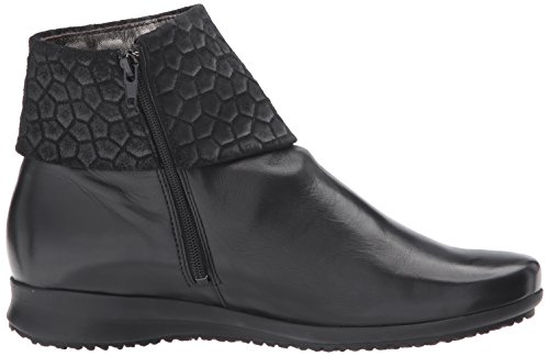 Mephisto Women's Fiducia Ankle Bootie, Black Silk/Cubic, 11 M US by Mephisto (Image #7)